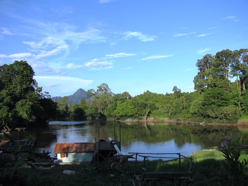 Eco Hapakat Foundation Tumbang Naan Gunung Arang Sungai Joloi