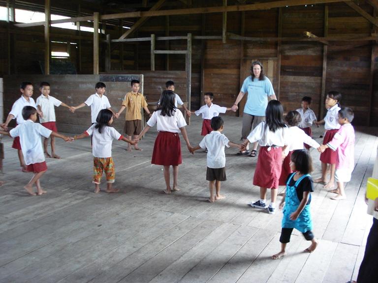 Eco Hapakat Foundation Tumbang Naan Schule Camp B